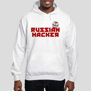 Russian Hacker Hooded Sweatshirt