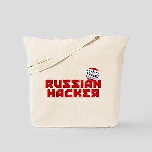 Russian Hacker Tote Bag