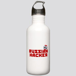 Russian Hacker Stainless Water Bottle 1.0L