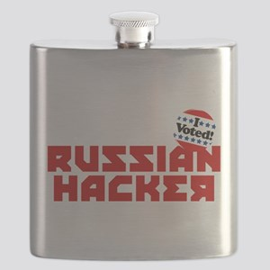 Russian Hacker Flask