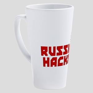 Russian Hacker 17 oz Latte Mug