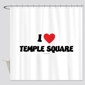 I Love Temple Square - LDS Clothing - LDS TShirts