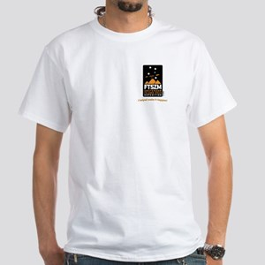 FT5ZM White T-Shirt