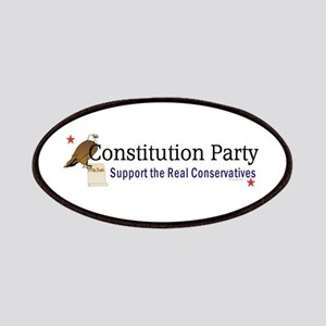 Constitution Party Patch