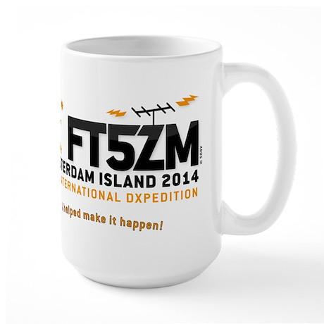 FT5ZM Large Mug