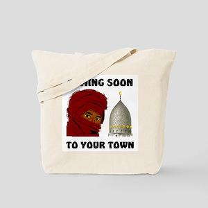 TERRORISTS Tote Bag
