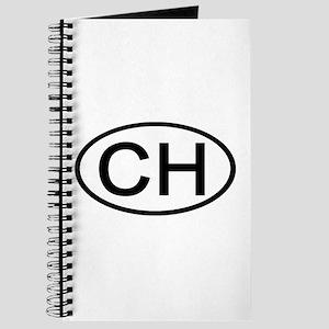 Switzerland - CH Oval Journal