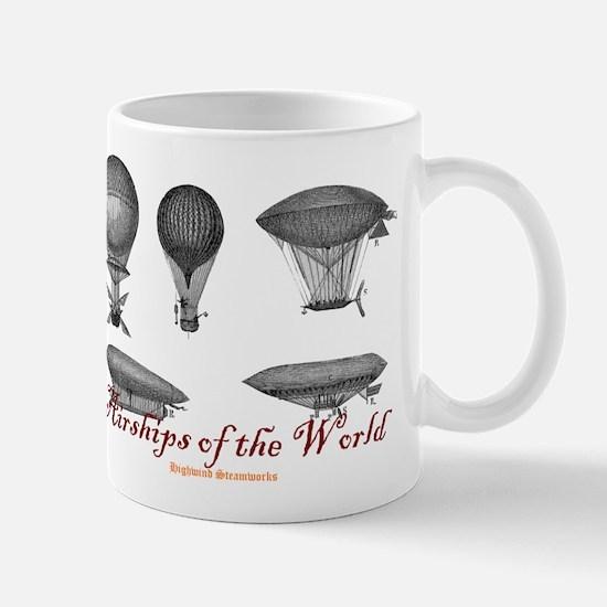 Airships of the World Mug