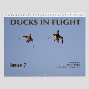 Ducks in Flight Issue 7 Wall Calendar