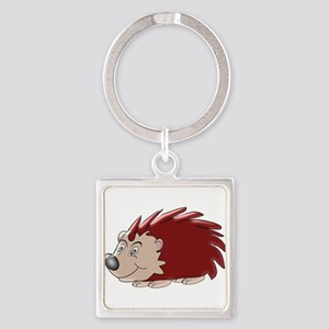Hedgehog Keychains