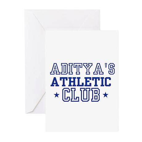 Aditya Greeting Cards (Pk of 10)