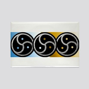 BDSM Symbol - Emblem Rectangle Magnet