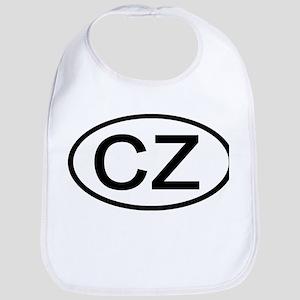 Czech Republic - CZ Oval Bib