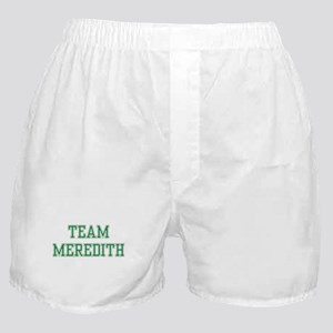 TEAM MEREDITH  Boxer Shorts