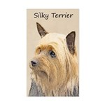 Silky Terrier Sticker (Rectangle)