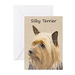 Silky Terrier Greeting Cards (Pk of 20)