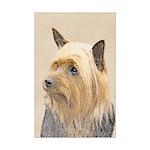 Silky Terrier Mini Poster Print