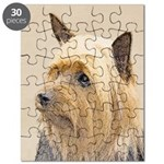 Silky Terrier Puzzle