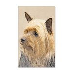 Silky Terrier 20x12 Wall Decal