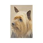 Silky Terrier Rectangle Magnet (10 pack)