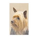 Silky Terrier Sticker (Rectangle 10 pk)
