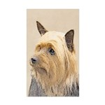 Silky Terrier Sticker (Rectangle 50 pk)