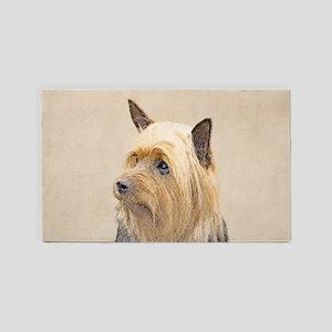 Silky Terrier Area Rug