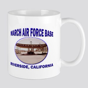 March Air Force Base Mug