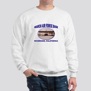 March Air Force Base Sweatshirt