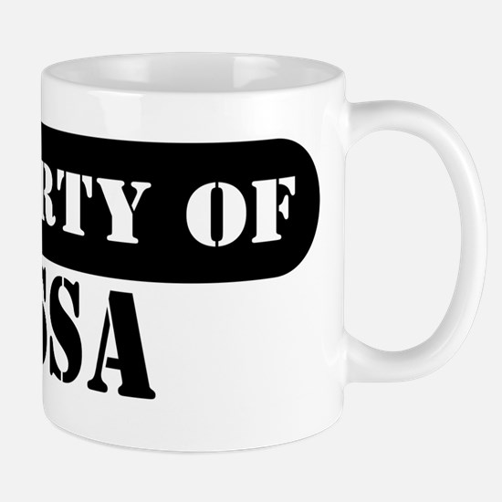 Property of Tessa Mug