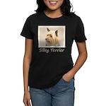 Silky Terrier Women's Dark T-Shirt