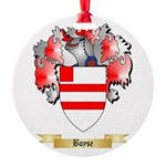 Boyse Round Ornament