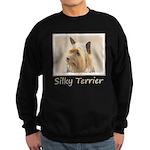 Silky Terrier Sweatshirt (dark)