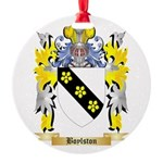 Boylston Round Ornament