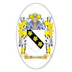Boylston Sticker (Oval 50 pk)