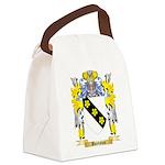 Boylston Canvas Lunch Bag