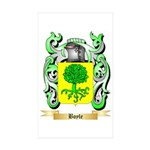 Boyle Sticker (Rectangle 50 pk)