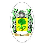 Boyle Sticker (Oval 10 pk)