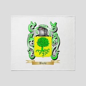 Boyle Throw Blanket