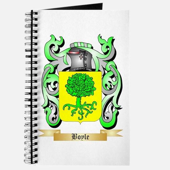 Boyle Journal