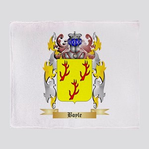 Boyle (Scottish) Throw Blanket