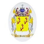 Boyle (Scottish) Ornament (Oval)