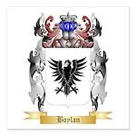 Boylan Square Car Magnet 3