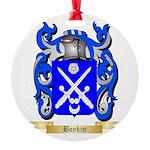 Boykin Round Ornament