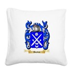 Boykin Square Canvas Pillow