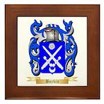 Boykin Framed Tile