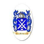 Boyke 20x12 Oval Wall Decal