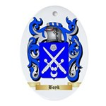 Boyk Ornament (Oval)
