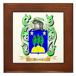 Boyero Framed Tile