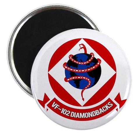 "VF-102 DIAMONDBACKS 2.25"" Magnet (100 pack)"